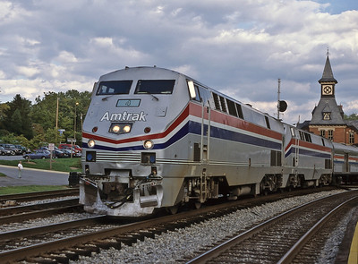 USA Passenger Rail
