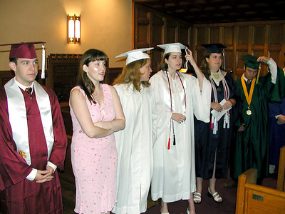 May 20th - High School