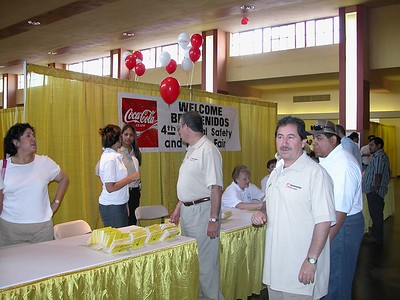 HCADFW Safety Fair 2005 Picture Overview