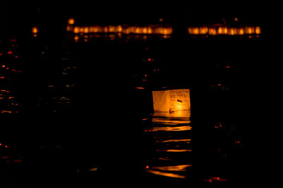 Bon Dance and Lantern Floating, Haleiwa, 2013