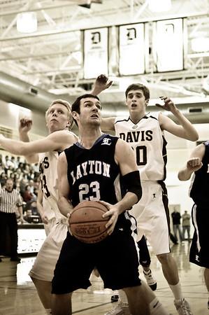 Taylor's Basketball Game