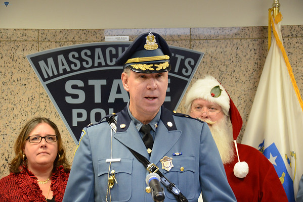 Toys for Tots Campaign Kick-Off Media Event