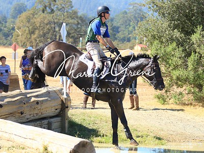 Woodside International Horse Trials and West Coast USEA Young Event Horse Championships October 2017