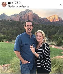 2018 10-08 Glenda and Thomas in Sedona AZ