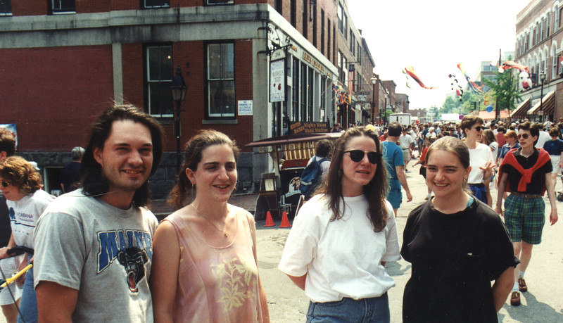 Cliff, Kim, Tracey & Sarah Old Port Fest 97'.jpg