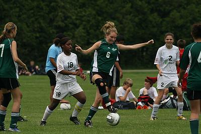 U15 Girls- Northwest Rovers vs. Nordic