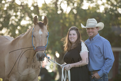 Clint, Amanda & Cowboy 5-13-17
