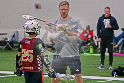 6/2/2019 - Premier Lacrosse League Youth Clinic - Empower Field House at Gillette Stadium, Foxborough, MA