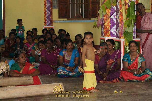 அனலை-புளியந்தீவு நாகேஸ்வரப்பெருமான் திருக்கோவில் தீர்த்தத்திருவிழா-2017