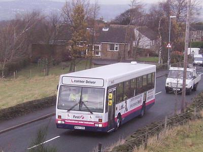 West Yorkshire November 2007