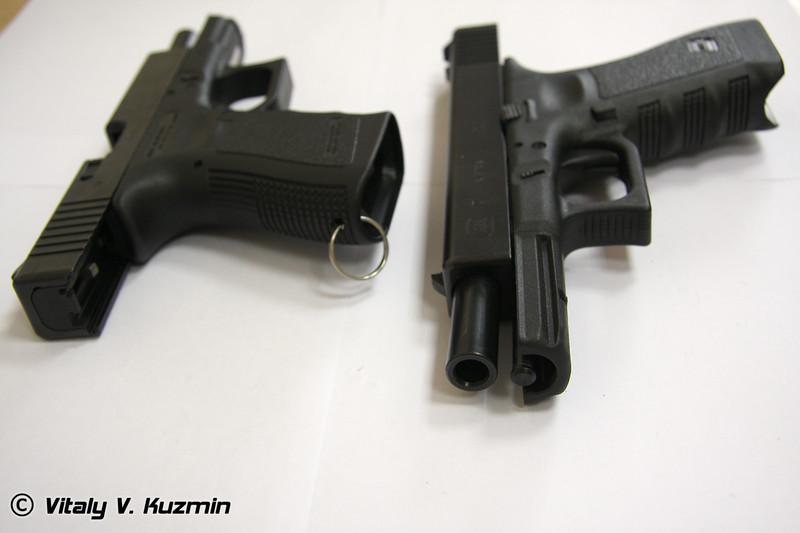 OSN Saturn firearms