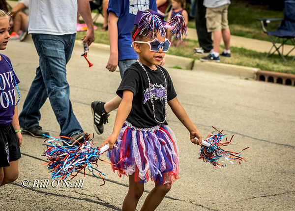 2016 South Elgin 4th of July Parade!