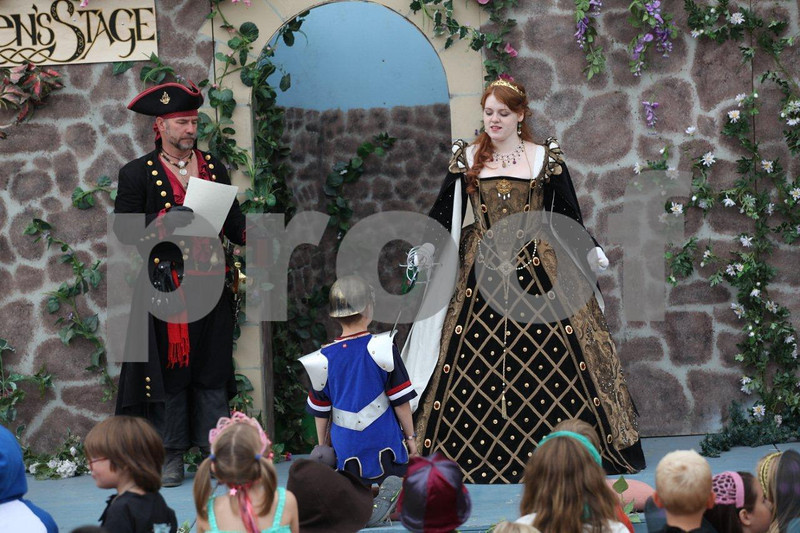 The annual Renaisssance Faire in Enumclaw, Washington State