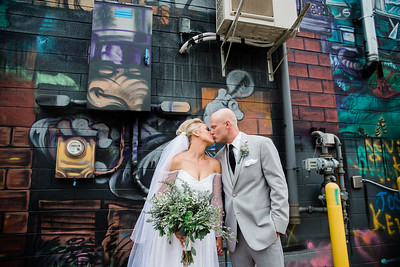 Jaclyn + Rob Wedding