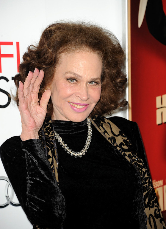 """. HOLLYWOOD, CA - NOVEMBER 01:  Actress Karen Black arrives at the premiere of \""""Hitchcock\"""" during AFI Fest 2012 presented by Audi at Grauman\'s Chinese Theatre on November 1, 2012 in Hollywood, California.  (Photo by Jason Merritt/Getty Images for AFI)"""