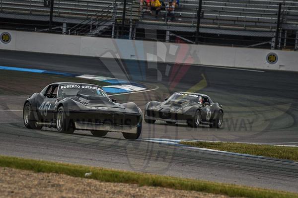 Indy Legends Charity Pro Am Race
