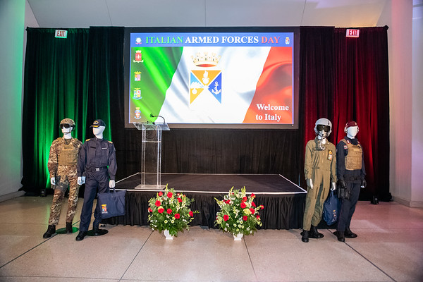 Italy Armed Forces Day