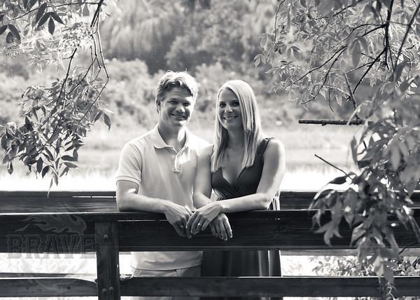 Courtney & Adam Engagement