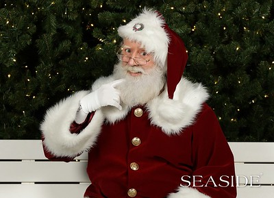 11.30.19 | Seaside Santa Photos