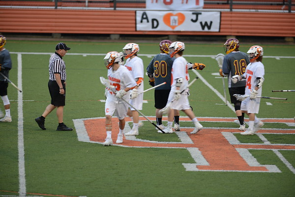 Chagrin LAX v. Walsh - Round 3 Playoffs