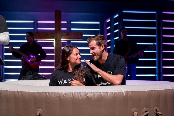 Baptism Sunday | 2018-10-14