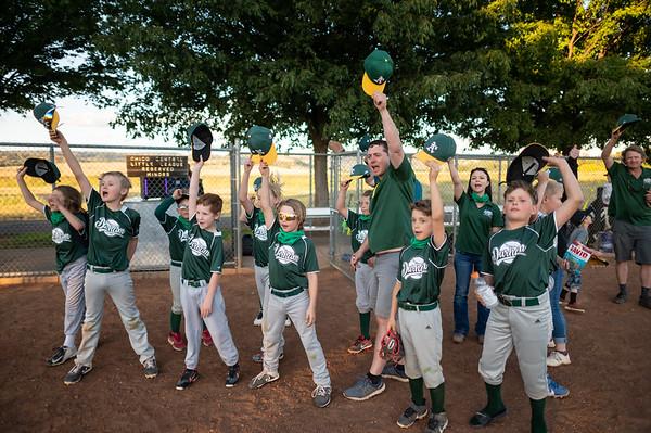 DLL Baseball - As VS Rays 4/26/21