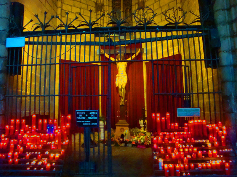 Cathedral grotto with candles.jpg