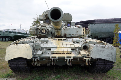 Technical Museum in Tolyatti Part 1 - Tanks, AFVs, transporters and trucks