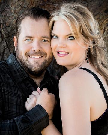 Amber & Chris Engagement 11/8/14