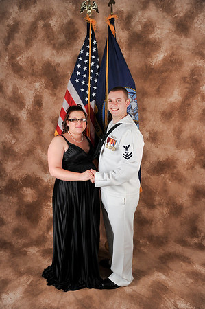 Enlisted Submarine Ball 7:31 to 8:00