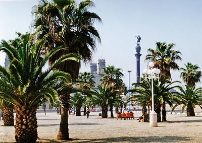 BARCELONA, ŠPANĚLSKO 1993