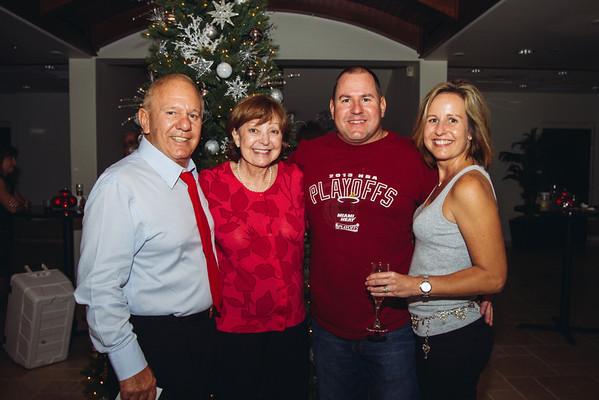 RYC Christmas Party 2013