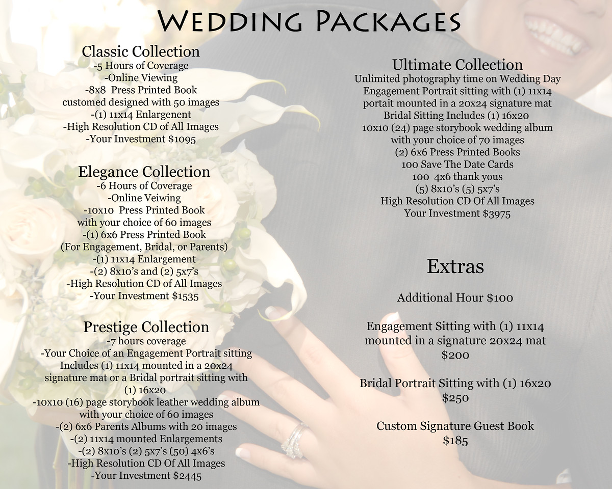 Call To Book your Special Day: Ashley Addison 864-634-1366