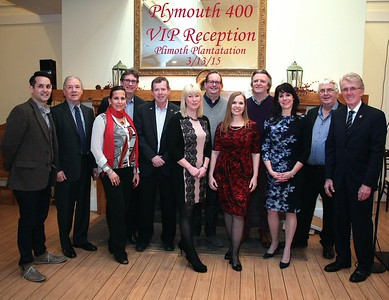 Plymouth 400 VIP Reception  3/13/15