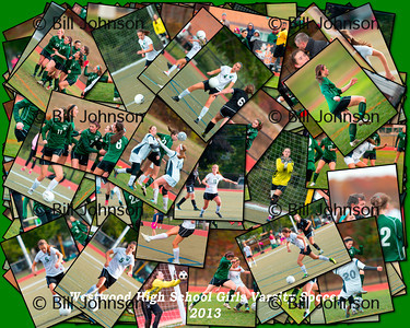Westwood G V Soccer Collages 2013