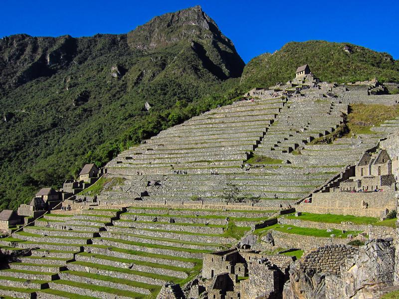 Macchu Picchu agricultural zone.