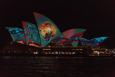 2017-06 Sydney Vivid Festival