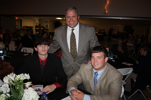 Central High Football Banquet 3-25-11