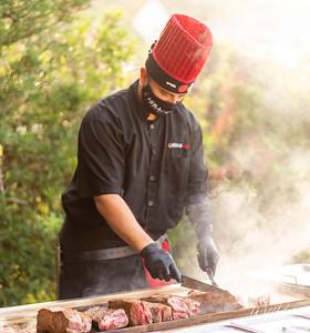 Hibachi Live Chef