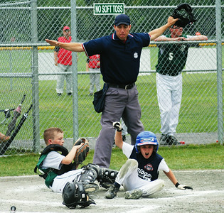 Youth baseball - 2009