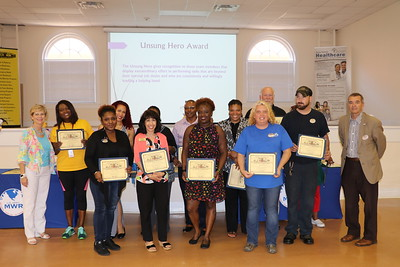 Employee Recognition April 20, 2017