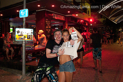 Koh Phi Phi Nightlife