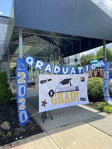 Toddlertown Drive-Thru Graduation