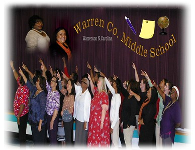 """Christmas Party 2015*  Warren Co. Middle School"