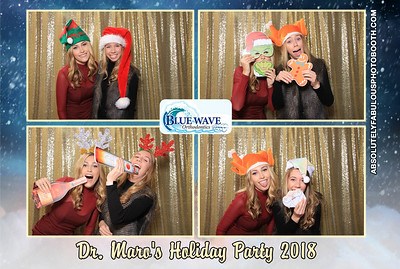 Blue Wave Orthodontics Holiday Party
