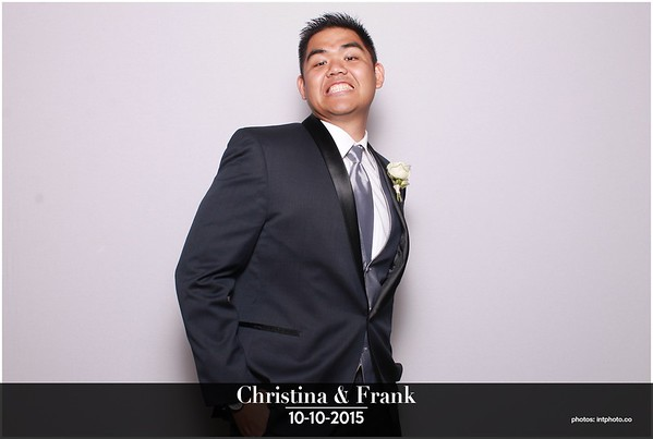 2015-10-10 Christina & Frank's Wedding