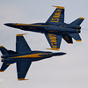 "Blue Angels ""Knife Pass"""