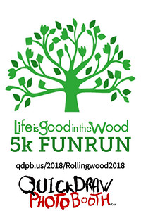 Life is Good in the Wood 5K 2018