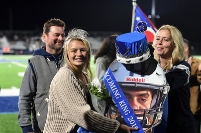 Kenston vs. Willoughby South (10/4/2019; Homecoming)