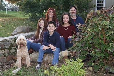 Cohen-Kempler Family - 2015